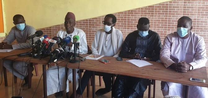 """Société civile sénégalaise: """"Alpha Condé est le principal responsable de la situation chaotique que vit la Guinée"""""""