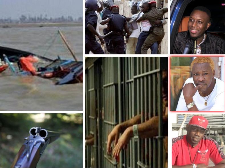 100% Peoples: Le gros mensonge de Niang Kharagne Lo,tange démasque le vrai visage de Zeyna Ndour une pirogue de...