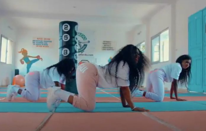 Le Nouveau clip explosif de Guigui Sarr  » Yeungeutoul » Remix Level up