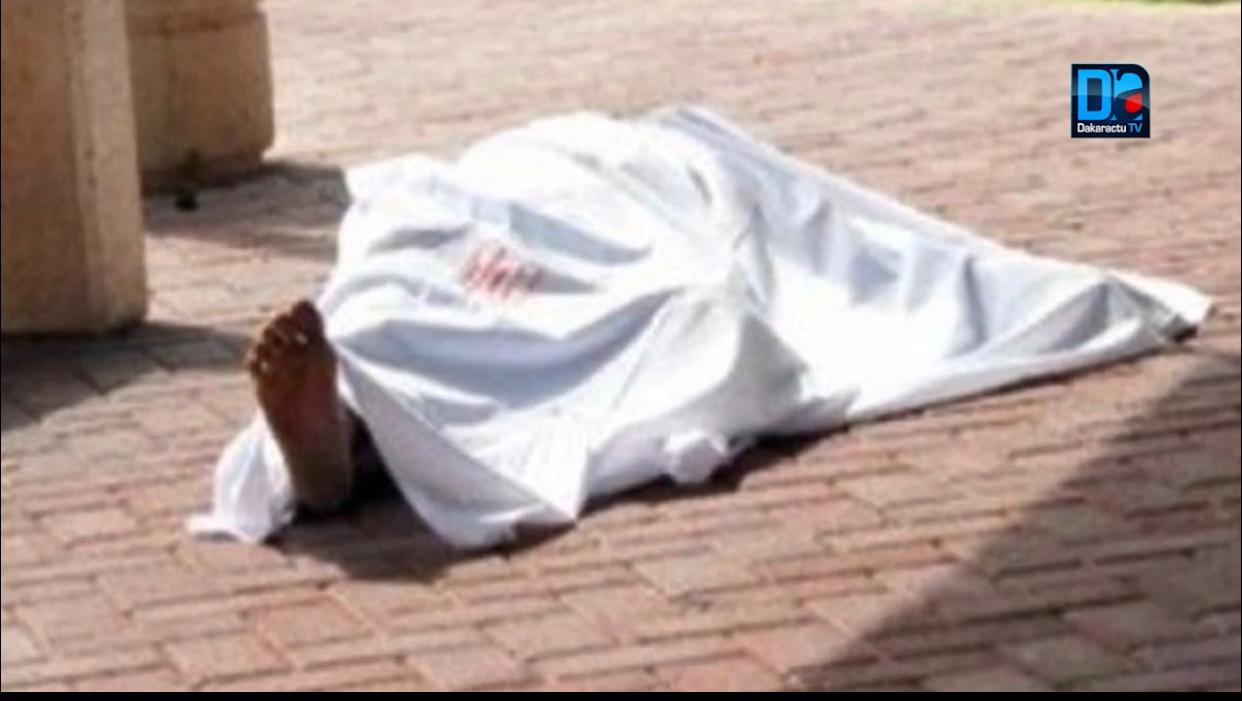 Kaffrine : Un commerçant retrouvé mort dans sa boutique