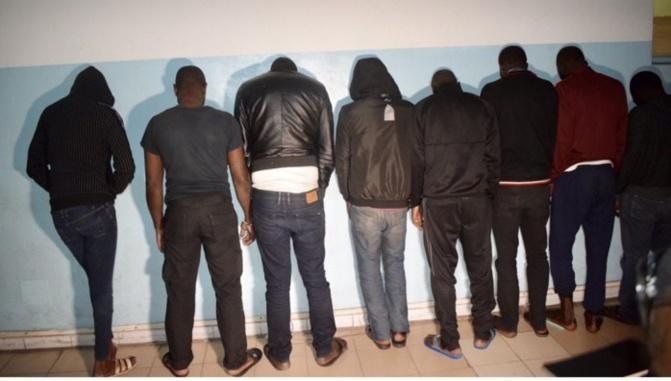 Grand-Yoff: La police interpelle 09 vagabonds