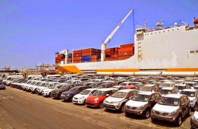Graves révélations du PNUE sur les véhicules d'occasion importés