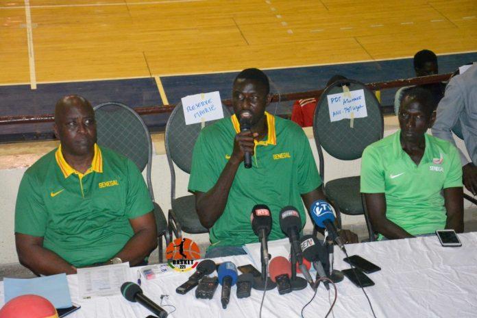 Éliminatoires Afrobasket 2021 : Boniface Ndong convoque 25 joueurs dont Tacko Fall…