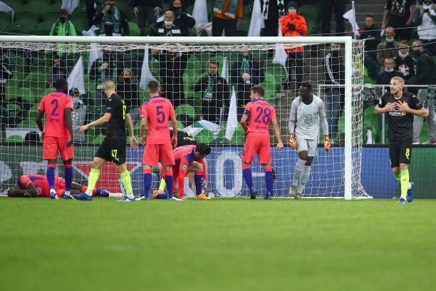 Victoire de Chelsea (4-0) Krasnodar, gros match d'Edouard Mendy qui réussit encore un clean sheet