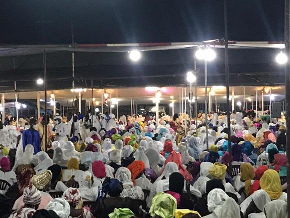 Célébration du Maouloud à Touba Sanokho : les images d'une cérémonie religieuse