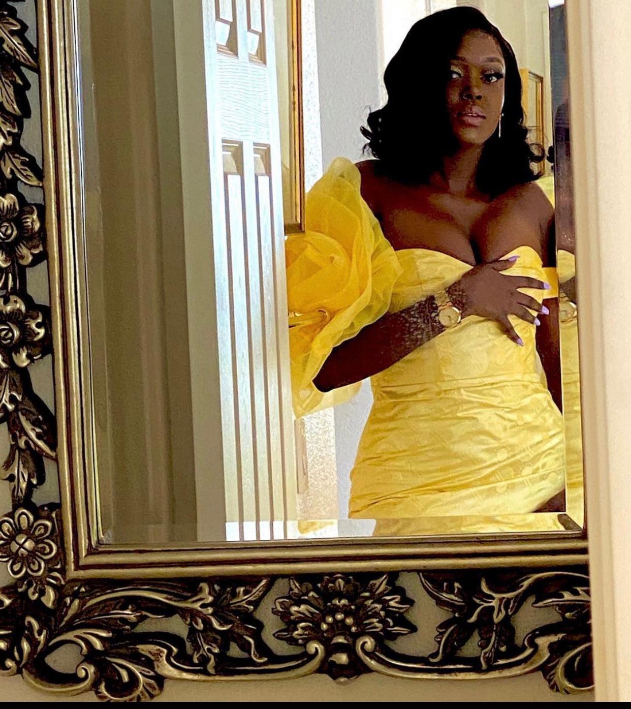 En images: Sublime et radieuse voici la coordinatrice de Las Vegas Fashion Show Senegal, Fatou Diakhaté de New York