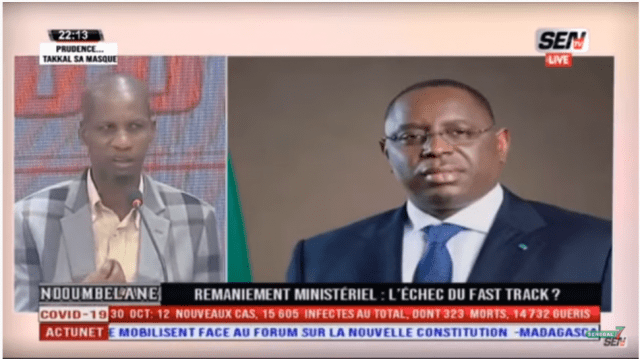 Remaniement, Clédor Séne tacle Macky Sall: « dafay fowé liniou ko denk»