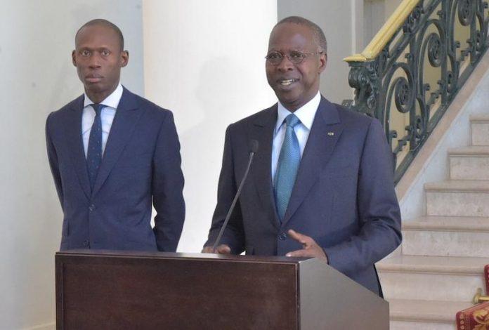 Remaniement: Maxime NDIAYE á la place de Boun Abdallah qui remplace Mimi TOURÉ