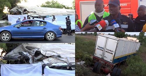 Accident à Allou Kagne : Découvrez l'identité des 16 victimes