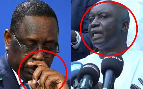 Idrissa Seck s'explique après sa nomination: « Li Tax Ma Nagoul Macky Sall, Amna Niounima »