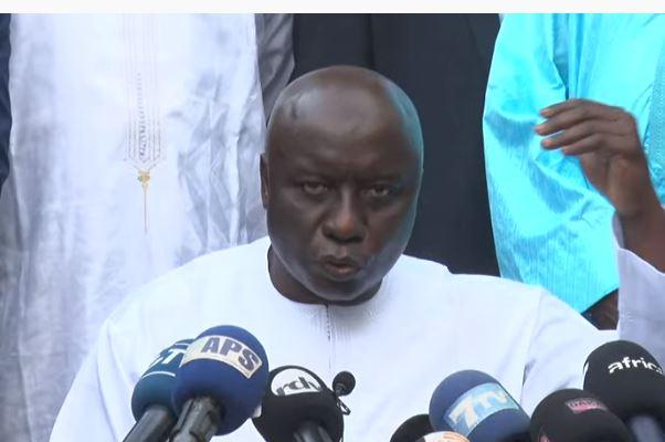 Fraîchement nommé à la tête du CESE,Idrissa Seck répond à ses détracteurs « litakh ma dieul bi décision… »