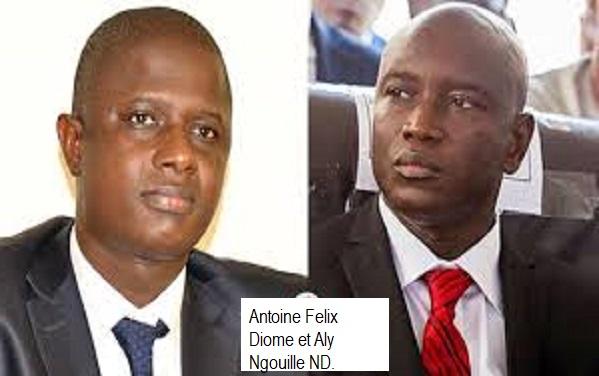 Tout savoir sur Antoine Felix Diome, nouveau ministre de l'Intérieur en remplacement de Aly Ngouille Ndiaye