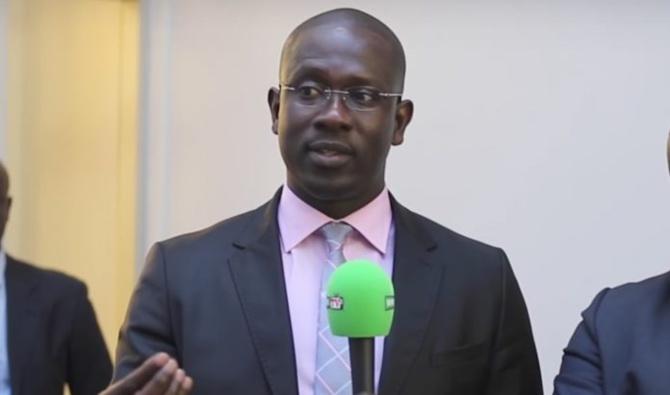 Macky II : Moïse Diégane Sarr, Secrétaire d'État auprès du ministre des Affaires étrangères et des Sénégalais de l'extérieur, chargé des Sénégalais de l'extérieur