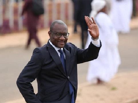 Nouveau Secrétaire général de la Présidence de la République : Voici le Ministre Oumar Samba Bâ