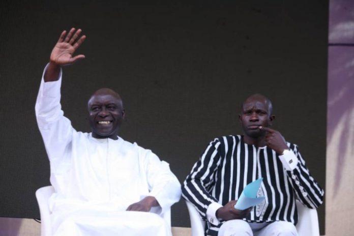 Dr Babacar Diop : « Ce que j'ai dit à Idrissa Seck quand il m'a contacté pour l'accompagner dans le gouvernement »