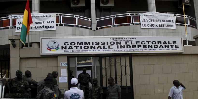 Elections présidentielles en Guinée : La CENI s'interroge sur la communication du représentant de l'UE