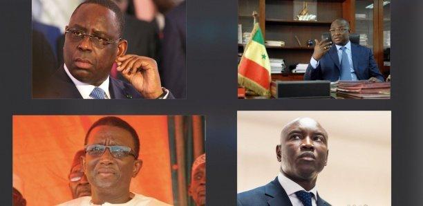 Ce que Macky reproche à Amadou Bâ, Aly Ngouille et Makhtar Cissé