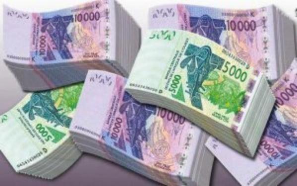 Sénégal: La masse monétaire a progressé de 74,3 milliards FCfa en juillet 2020