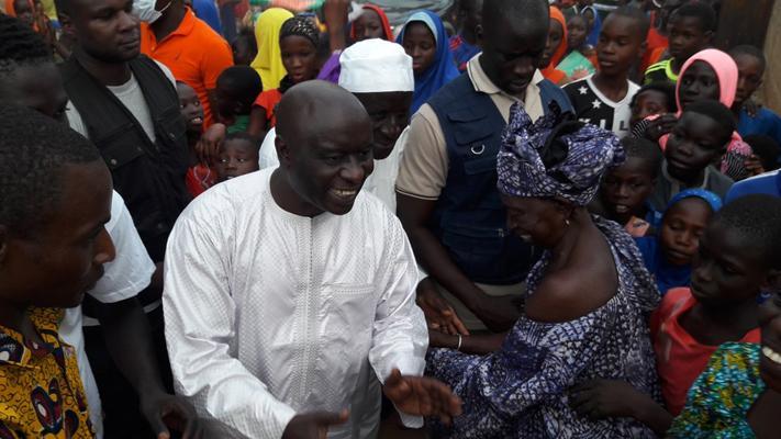 Poste président du CESE: Idrissa Seck lâché par les Thiessois