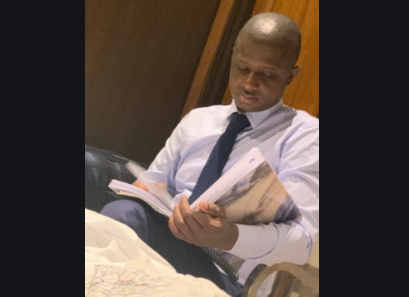 """Parcours : Antoine Félix A. Diome, de substitut du Procureur de Diourbel à """"1er flic"""" du Sénégal"""