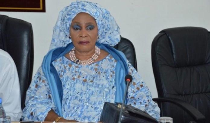 Remaniement : Aida Ndiongue réagit enfin …