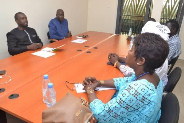 Grand-Yoff : Arrivée de nouveaux éléments, Ousmane Sonko « cogne » fort Abdoulaye Baldé