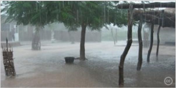 Pluie hors saison : 4,5 millimètres enregistrés à Kaolack