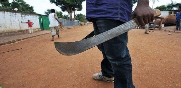 Mbayène Peul prêt à en découdre avec la mairie: Armées de coupe-coupe, les populations s'opposent à la délimitation de leurs terres