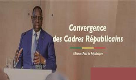 Remaniement ministériel: Les cadres républicains félicitent le Président Macky Sall et remercient Amadou Bâ
