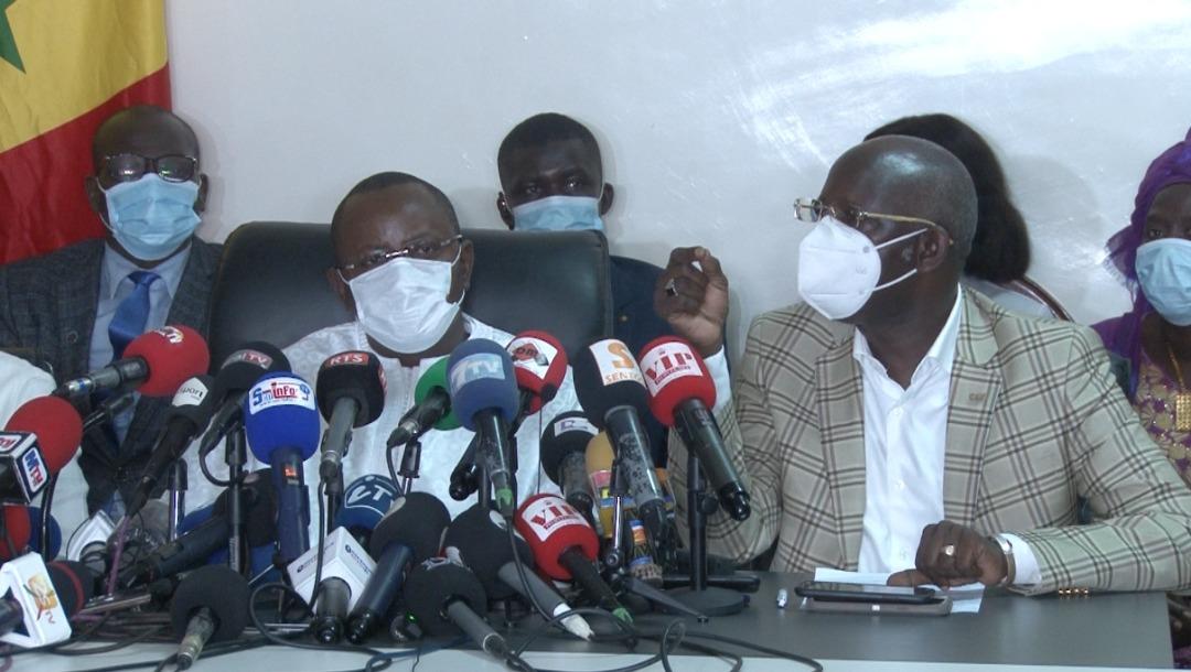 CNG de lutte: écoutez la déclaration du ministre Matar Ba et la liste du nouveau bureau