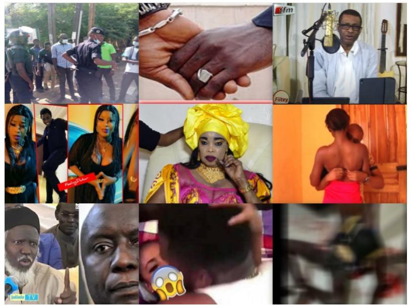 Oustaz Aliou Sall tacle sévèrement Idrissa Seck,fatou laobé descend très sévèrement Bijoux Ngoné et.