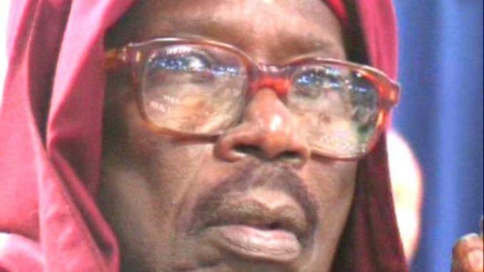 Les images de l'enterrement de Sokhna Aïda Dème, épouse de Serigne Cheikh Tidiane Sy Al Maktoum