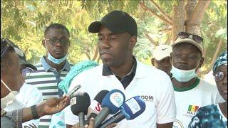 Opération de nettoiement au lycée moderne de Dakar :Écoutez la réaction de El Karim Ndiaye...
