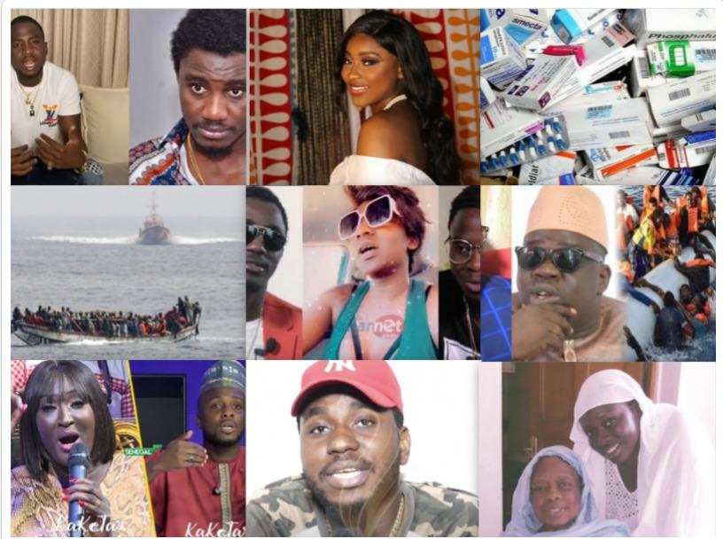 100%PEOPLES:Toute la vérité sur l'affaire de Sidi Diop et Wally Seck, Mo Gates dément Sidi,NDOYE bane tacle les.