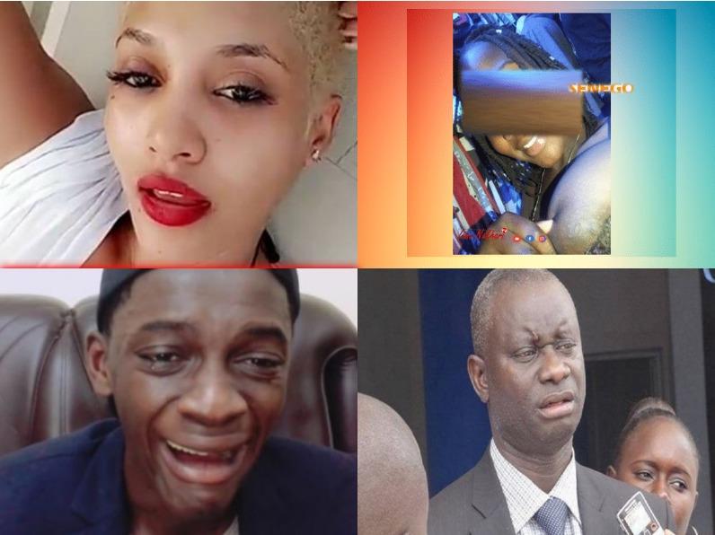 100%PEOPLES:Mousiba naroulaye:Adja Diallo, Adebayor « dafa gawa danou au lit »,jaaw ketchups se moque de Macky