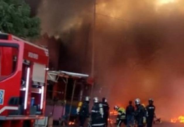 Incendie mortel à Kolda : Deux personnes perdent la vie à Vélingara Yélé