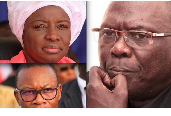 Front anti-Macky : Que mijotent Mimi Touré, Moustapha Diakhaté et Moussa Diop ?