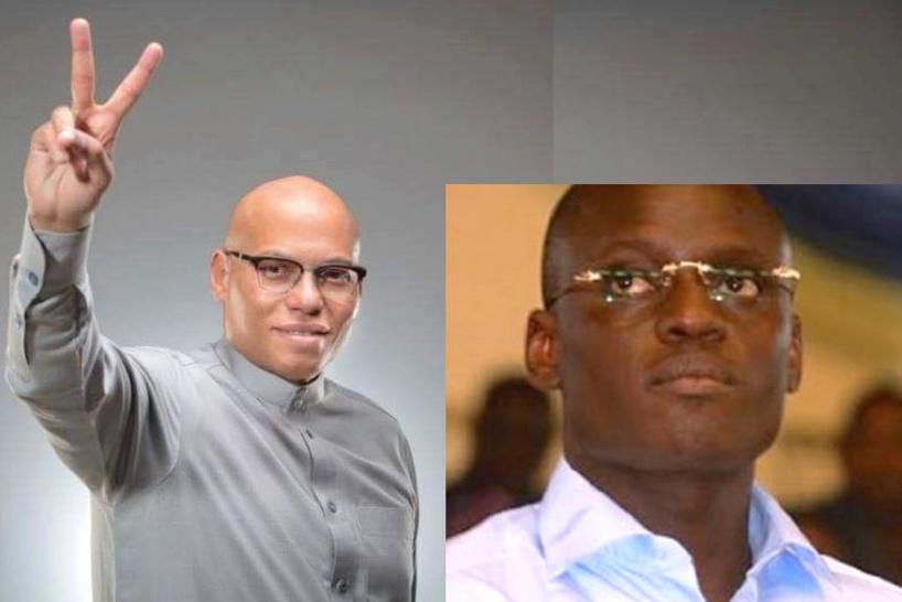 Secrétariat national du PDS: comment Karim a sauvé la tête de Bara Gaye