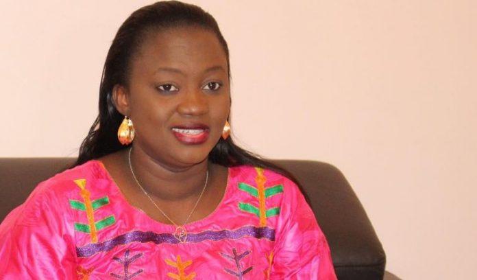 Émigration clandestine : L'appel de Yaye Fatou Diagne à la jeunesse sénégalaise.