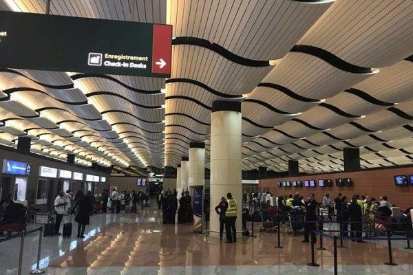 APRÈS AVOIR POMPÉ 19 MILLIONS DES CAISSES DE LA STATION ELTON DE MBAO QU'IL GÉRAIT : G M chopé à l'Aéroport Blaise Diagne après une cavale de 3 ans en Russie