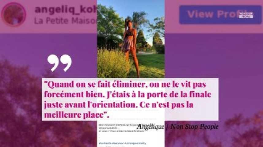 """Koh-Lanta - Angélique : pourquoi l'alliance de Lola était """"empoisonnée"""" selon elle"""
