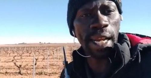 """Espagne – Coup de gueule d'un Sénégalais : """"Vous pillez l'Afrique et nous chassez d'Europe"""""""