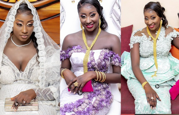 Sagnsé, décor, ambiance Limousine, Sécurité,Or : l'incroyable mariage de Daba Ndiaye VIP Sagnsé