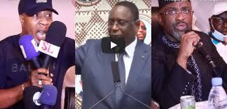 Paco Jackson et les habitants de la Médina valident la candidature de Cheikh Tidjane Bâ à la Mairie