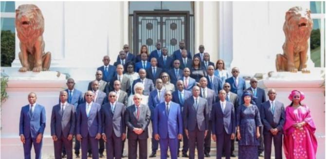 Conseil des Ministres de ce mercredi 24 Novembre 2020