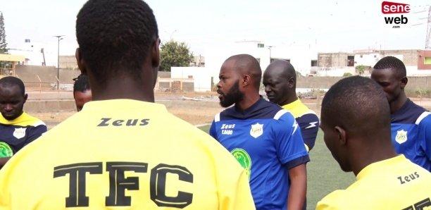Vidéo-Cumul de fonctions des entraîneurs : La réponse ferme de Youssouph Dabo