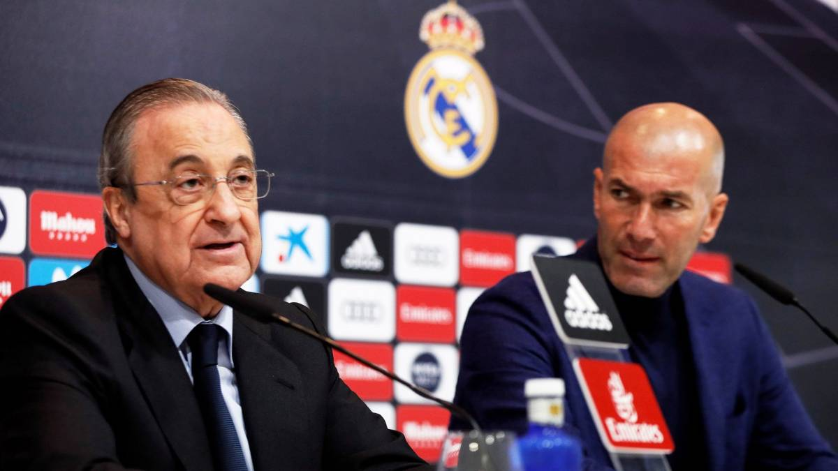 Real Madrid : Zinedine Zidane est sur la sellette !