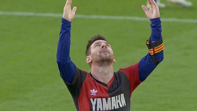 Barça : Lionel Messi officiellement sanctionné pour son hommage à Diego Maradona