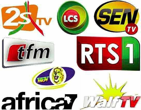 Etude d'audience TV : Voici le classement des chaînes de télé au Sénégal