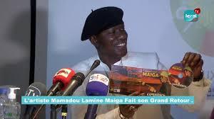 """Mamadou Lamine Maïga/Retour du """"Diego Maradona"""" de la musique sénégalaise avec Expérience"""